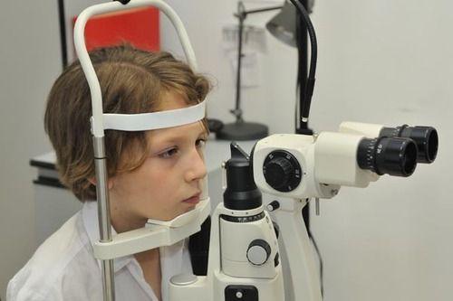Амблиопия глаза у детей и взрослых