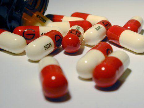 Антибиотики при парапроктите
