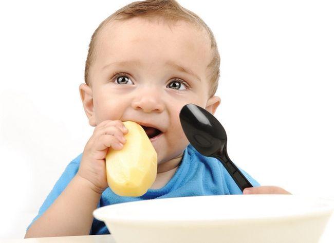 Продукты при поносе у детей