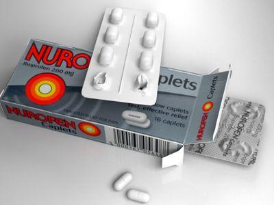 Чи буває пронос від нурофена?