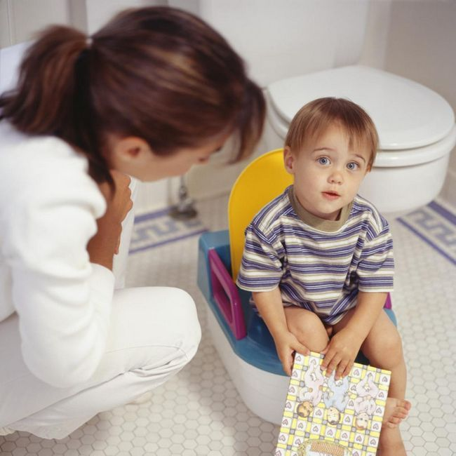У ребенка часто жидкий стул