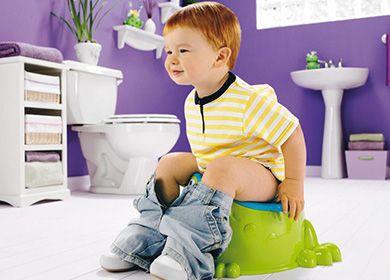 Понос у ребенка в 2 года