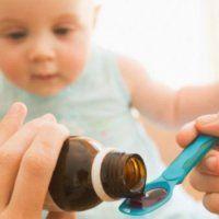 Детский сироп от поноса