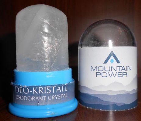 Дезодоранты deo crystal от styx