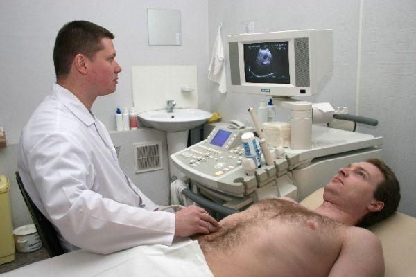 Диффузные изменения структуры поджелудочной железы