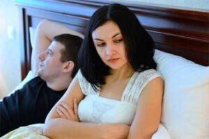 мужчина разлюбил женщину