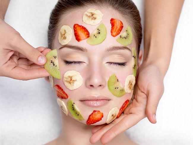 Продукты для фруктового пилинга