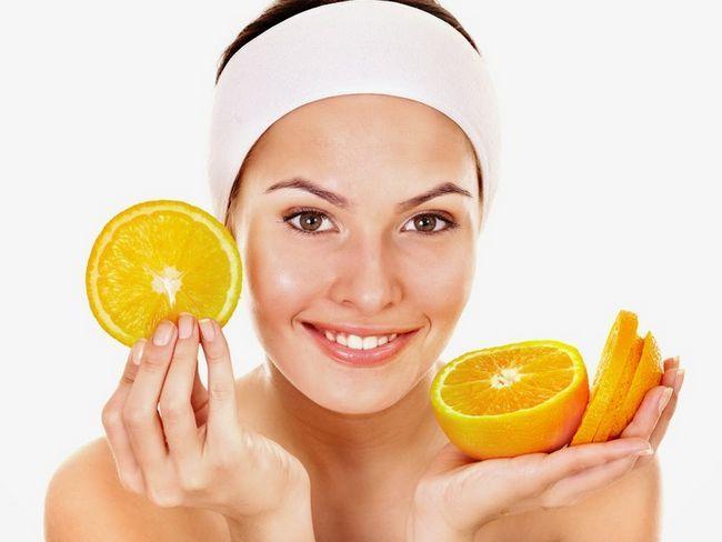 Какие продукты подходят для фруктового пилинга для лица