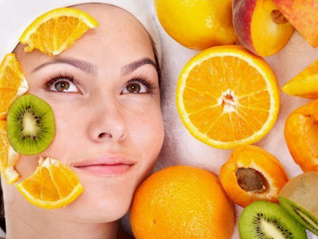 Какие продукты подходят для фруктового пилинга