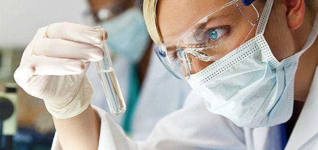 Где и как сдавать анализ на гельминты