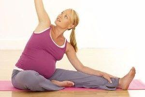 Гимнастика для беременных третий триместр