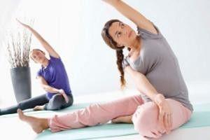 Гимнастика при беременности первый триместр