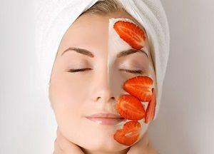 Как приготовить маски из клубники для лица: отзывы использовавших, лучшие рецепты для всех типов кожи