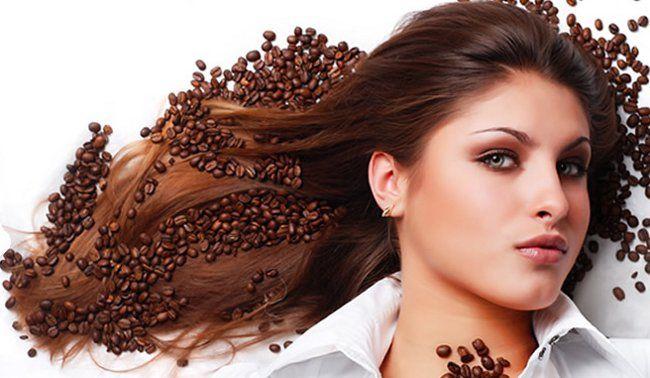 Кофейная гуща предскажет здоровье вашим локонам