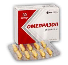 Как принимать омепразол при панкреатите?
