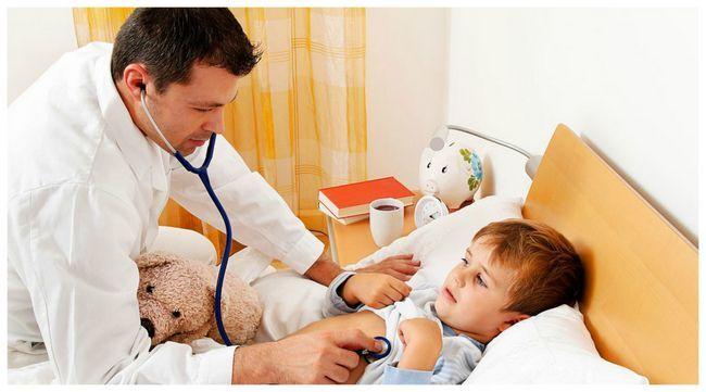 Как взять анализ на энтеробиоз у детей?
