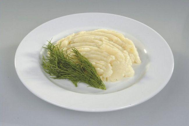Картопляне пюре при панкреатиті