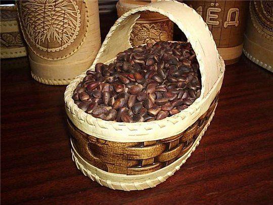 Кедровые орехи при панкреатите
