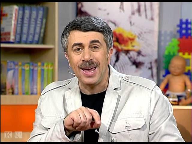 Доктор Комаровский о поносе