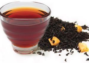 Крепкий черный чай от поноса (диареи)