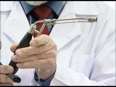 Лечение геморроя без боли и операции