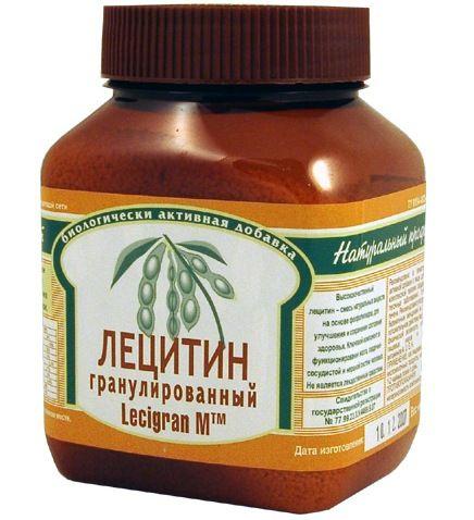 Лецитин при панкреатите
