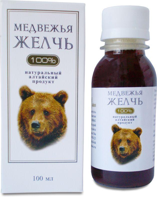 Медвежья желчь при панкреатите