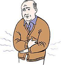 Метеоризм и диарея
