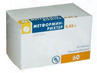 Метформин и поджелудочная железа
