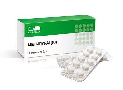 Метилурацил при панкреатите