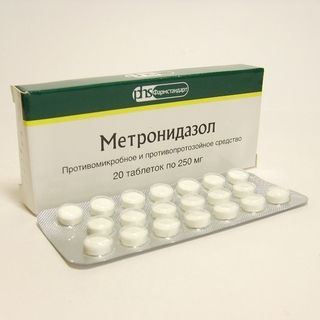 Метронидазол от поноса