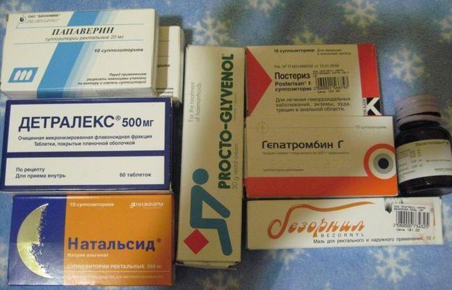 Недорогі і сильні лікарські засоби для лікування геморою