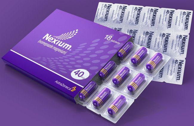 Нексиум при панкреатите