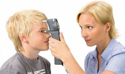 глазное давление у человека