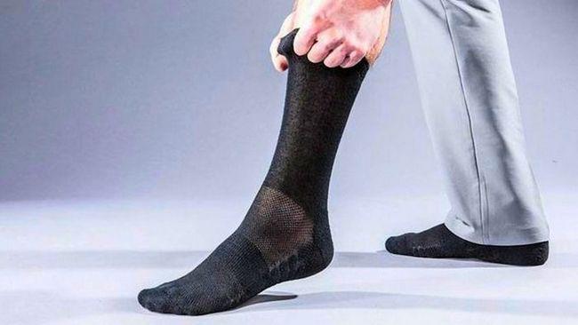 Носки для ног от пота