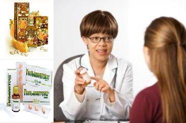 2 таблетки від глистів
