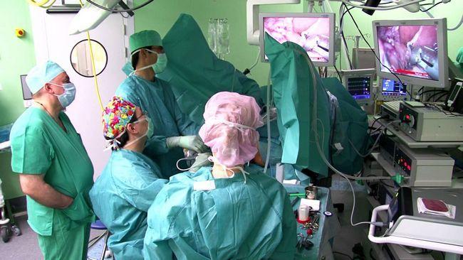 Операция по удалению дивертикула кишечника