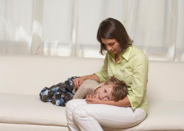 Отравление - понос, температура, рвота у ребенка