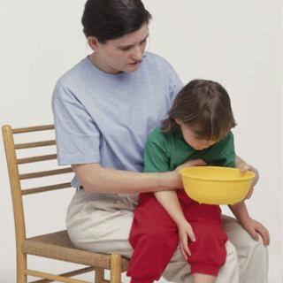 Понос у ребенка при отравлении