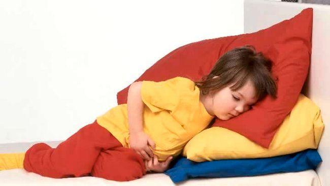 Отравление ребенка - рвота и понос