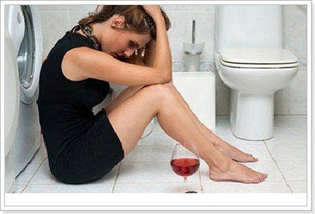 Почему понос (диарея) после приема алкоголя?
