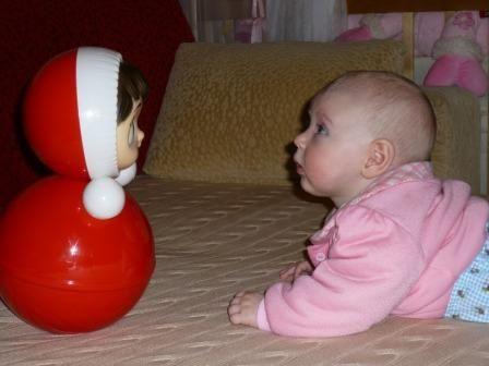 Понос у ребенка 5 месяцев