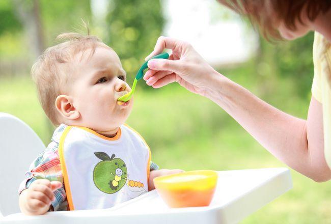 Понос у ребенка 6 месяцев