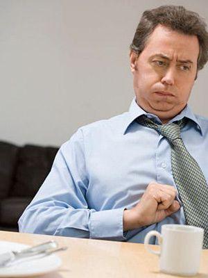 Підшлункова залоза: відрижка повітрям при панкреатиті - що робити?