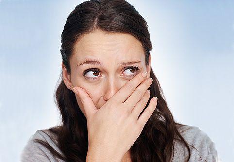 Поджелудочная железа: запах изо рта