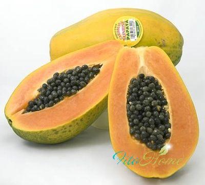 Полезные свойства папайи: целебные плоды «дерева здоровья»