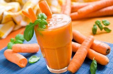 Польза морковных масок для лица от прыщей