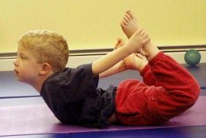 Помощь бронхам — лфк при бронхите у детей