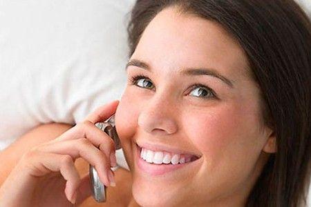 В дальнейшем мама может получать консультации по телефону или через Интернет