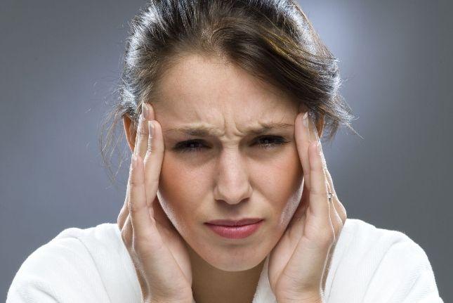 Пронос, головний біль, нудота і запаморочення
